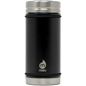 MIZU V5 Borraccia isolante con tappo 500ml, black